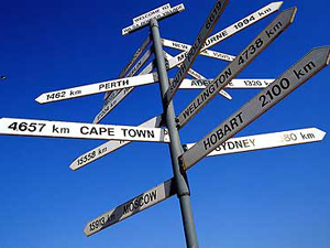 Image of a signpost